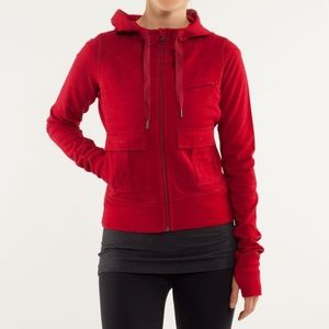 Lululemon Carry and Go Hoodie Size 10